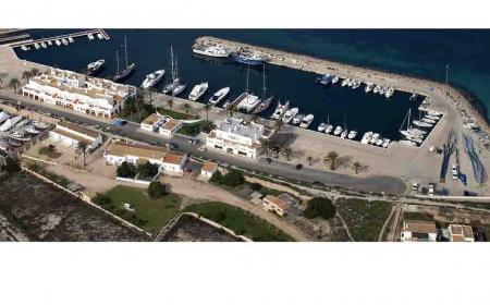 Mar Abierto - La duración del concurso del Puerto de la Savina es de un año desd