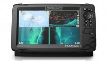 Mar Abierto - Las Lowrance Hook Reveal se ofrecen con displays de 5, 7 y 9 pulga