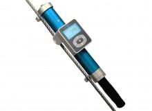 Mar Abierto .- Aero-Tens es un medidor de tensiones de jarcia ligero y de gran p