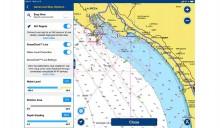 Mar Abierto - Los blancos AIS solapados vía WiFi en el móvil o la tablet es un p