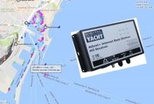 Mar Abierto - Los barcos aparecen en pantalla solapados a la carta, con opción a