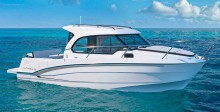 Mar Abierto - La Antares 8 tiene una gran versatilidad de uso y un precio intere