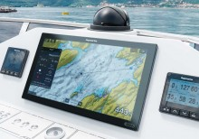 Mar Abierto - Elegante estética 'todo cristal' en los nuevos MFD Axiom XL de Ray