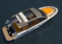 Mar Abierto - Aires modernos y elegantes para la Bavaria VIDA 33, que se present