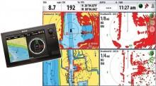 Mar Abierto - La capacidad de detalle a pocos metros del barco del B&G Broadband