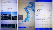 Mar Abierto - Además de las prestaciones ligadas con la excelente cartografía de