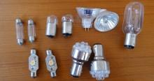 Cada lámpara incandescente tiene su equivalente con tecnología LED