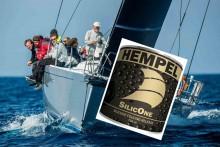 Mar Abierto - Las patentes Hempel con base silicona tienen un coeficiente de fri