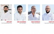 Mar Abierto - El nuevo staff directivo de operaciones en MB92 Barcelona