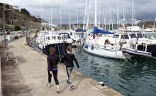Mar Abierto La concesión de ASMEN en el Port de Maó ocupa 12.896 m² y una línea