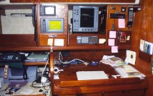 Mar Abierto - La electrónica debe organizarse entre la fiabilidad del NMEA 0183,