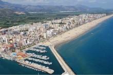 Mar Abierto - El puerto deportivo del RCN de Gandía queda a estribor de la entra