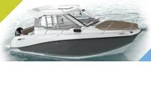 Mar Abierto - La Quicksilver 675 Weekend ofrece la máxima capacidad interior en