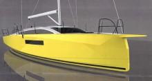 Mar Abierto - Recto lanzamiento de proa y largo botalón integrado en el nuevo RM