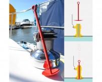 Mar Abierto - El SeaBung se introduce por el pasacascos y su 'paraguas' de goma