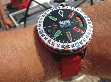 Mar Abierto - Los diales del Tacking Master permiten una rápida visión estratégi