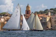 Mar AbiertoLa bahía de Saint Tropez volvió a ser el escenario de Les Voiles, una
