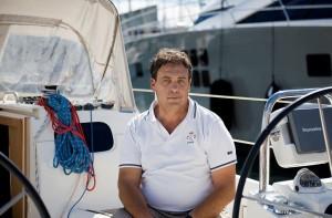 Mar Abierto - Joaquín 'Chimo' González-Devesa, presidente de la Federación Balea