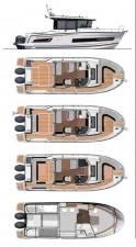 Mar Abierto  - La Merry Fisher 895 Marlin es una interesante propuesta de Jeanne