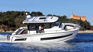 Mar Abierto - Una silueta adaptada a los gustos actuales integrada en un casco d