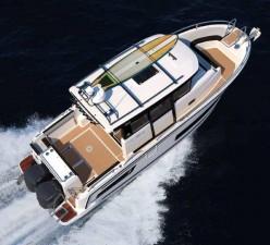 Mar Abierto - La disposición, versatilidad y la circulación por cubierta se adap