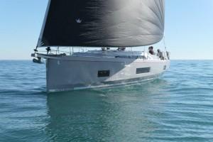 Mar Abierto - El Código 0 se adapta como un guante a la filosofía de crucero ráp