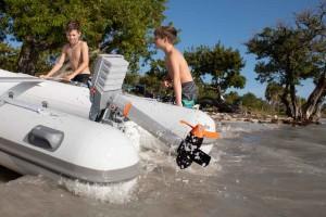 Mar Abierto - El Torqeedo Travel 1103 C tiene todas las cualidades para converti