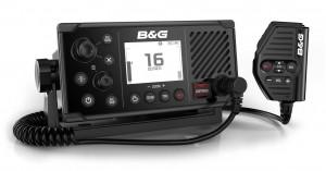 """Mar Abierto - La B&G V60 puede instalarse empotrada o sobre soporte en """"U"""". El m"""