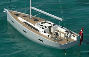 Mar Abierto - La atractiva silueta del X4⁰ se combina con una irreprochable cons