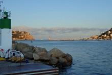Mar Abierto Las obras en el Port d'Andratx reforzarán la escollera principal (al